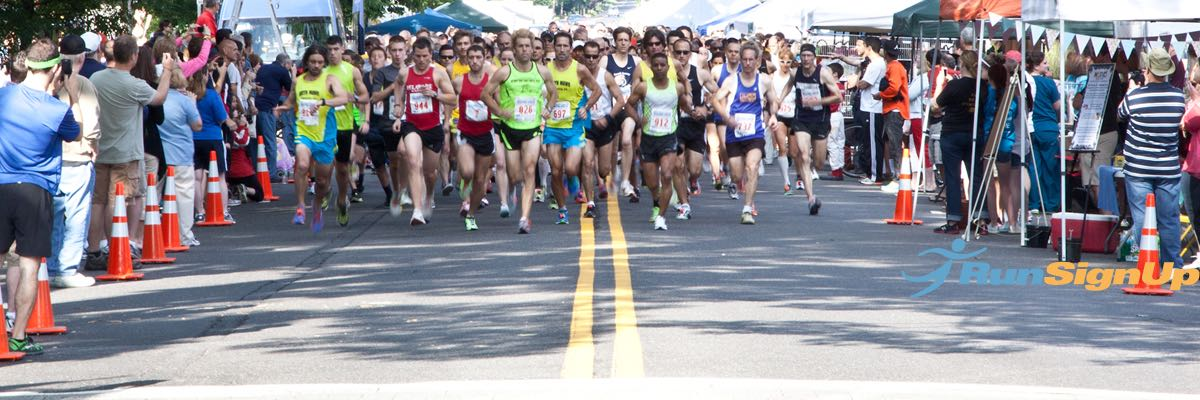 The Inwood 5K Run Banner Image